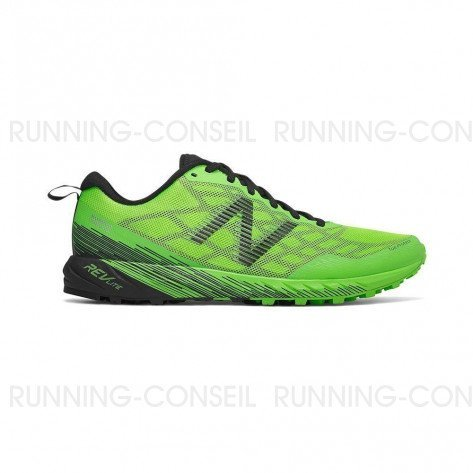 NEW BALANCE Summit Unknown Homme   RGB Green with Black