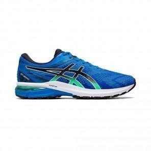 ASICS GT-2000 8 Homme | Electric Blue / Black