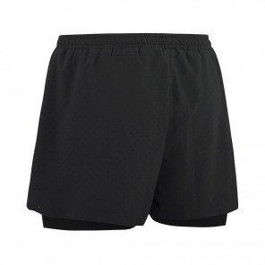 KARI TRAA Shorts MARIKA Femme   Black