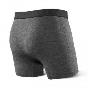 SAXX UNDERWEAR Blacksheep boxer BR fly Homme | Coal Heather