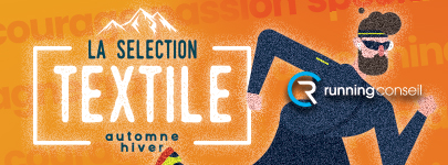 sélection textile automne hiver running conseil